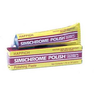 Happich Semi Chrome Polish 1.76 OZ 1.76 OZ TUBE