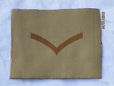 Distintivo rango: Lance Corporale , per Desert Giacca, GB