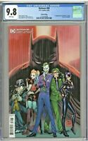 Batman #89 CGC 9.8 3rd Third Printing Edition 1st appearance Punchline Cameo