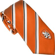 A-League Brisbane Roar Tie Microfibre embroided logo FREE SHIPPING