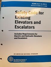 ASME A17.3-2011: Safety Code for Existing Elevators and Escalators
