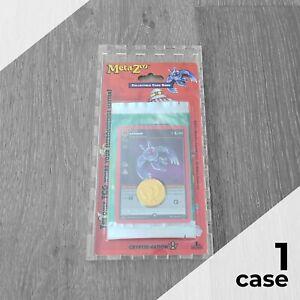 MetaZoo Blister Pack Display Case (1st. ed.) | Framing-Grade Acrylic, lasercut