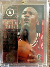 1995-96 SP CHAMPIONSHIP SERIES Michael Jordan SP DIE-CUT CARD #4..Sharp Shape!!