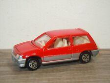 Honda Civic - Tomica 17 Japan 1:58 *36610