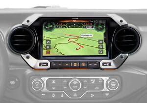 ALPINE X409-WRA-JL CarPlay Digital Media Receiver For 2018-Up Jeep Wrangler JL