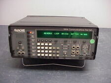 Sage Instruments 930A Communications Test Set Passes Self Test!