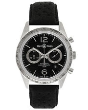 BELL & ROSS BR126 VINTAGE ORIGINAL AUTOMATIC CHRONOGRAPH MEN'S WATCH $5,000