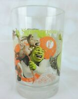Details about  /McDonalds 2007 Donkey /& Puss-in-Boots SHREK the THIRD Collectors Glass