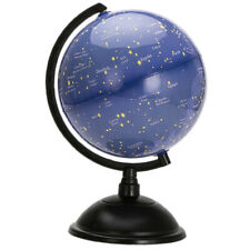 Spinning Earth Globe Map Of The World Rotating Kids Educational Toy-20cm Dia