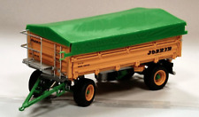 ROS 60221 1:32 SCALE JOSKIN SIDE TIPPING  2 AXLE COVERED TRAILER