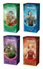 MTG: Magic the Gathering Deck 2020 - Set of 4 SEALED NEW PRESALE SHIPS Apr-3rd