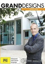 Grand Designs : Series 9 (DVD, 2012, 2-Disc Set)