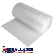 PLURIBALL ALTEZZA 100 CM  LUNGHEZZA 30 METRI  PLASTICA CON BOLLE IMBALLAGGIO