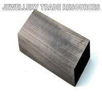 JEWELLERS CHARCOAL SOLDERING BLOCK JEWELLERY MAKING COMPRESSED OR SOFT