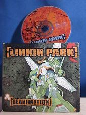 Reanimation Linkin Park CD