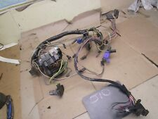 1980 1981 CAMARO FUSE PANEL BULKHEAD WIRE WIRING HARNESS GAUGES DASH COMPONENTS