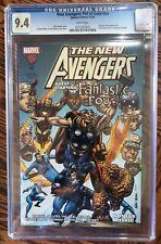 New Avengers Pot of Gold NN - CGC 9.4 - US Military Issue - Paul Jenkins, Nolan