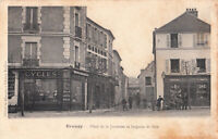 France Brunoy Automobiles Cycles Service Magasin Plomberie Shops Stores Affiche
