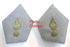 E.A.A.B.C. - Ecussons de col Officier pour veste mle 1952/58