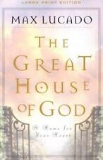 The Great House of God (Walker Large Print Books)