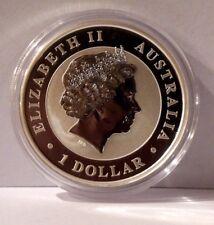 Silbermünze 1 Unzen Silber Kookaburra 31,1g  Jahrgang 2012