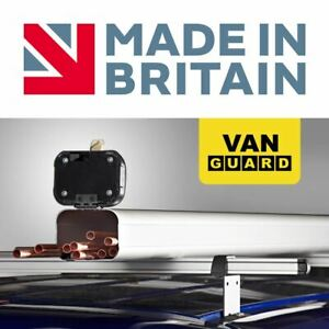 Van Guard 3M Roof Rack Bars Conduit Trunking Carrier Copper Pipe Tube VG400-3