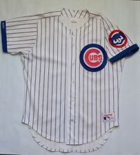 Vintage Rare Chicago Cubs Baseball Rawlings Jersey Size 44