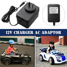 12V 1000mA Battery Charger AC Adapter For Kid ATV Quad Motorcycle Ride On Car
