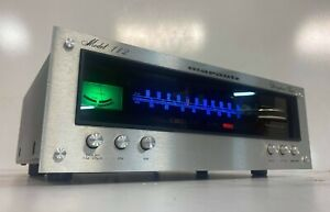 Vintage Marantz 112 AM/FM Stereophonic Tuner . Serviced - Excellent!