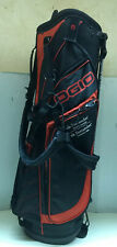 OGIO Black W/RED Ops 8-way Stand Golf Carry Bag SANTANDER BANK-Black-BRAND NEW