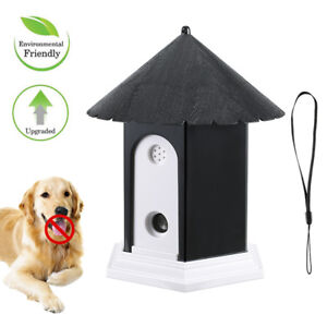 Anti Barking Device Outdoor Ultrasonic Dog Bark Control Waterproof Pet Training