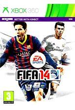 FIFA 14 Xbox 360 KINECT COMPATIBLE NEW & SEALED E A SPORTS