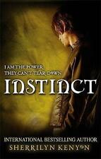 Instinct by Sherrilyn Kenyon (Paperback, 2015) New