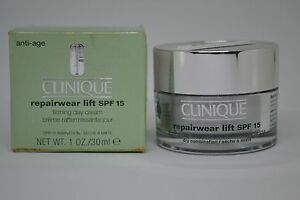 Clinique Repairwear Lift SPF 15 Firming Day Cream 30ml/1oz. -various skin types-