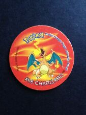Charizard Tazo 2 SPANISH Pokemon Pog Token RARE