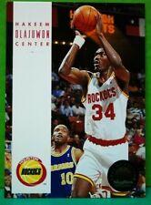 Hakeem Olajuwon card 93-94 Skybox #81