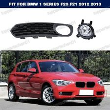 Clear Fog Light Lamp w/Bezel Cover LH Driver For BMW 1 Series F20 F21 2012 2013