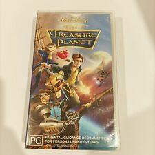 Walt Disney Classics Treasure Planet vintage Retro 90s VHS