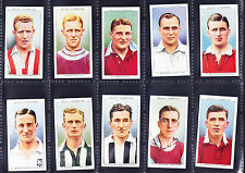 More details for wills association footballers 50 irish issue excellent cond cat £125 in sleeves