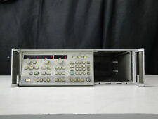 As-Is / Parts - Agilent/HP 8350B Sweep Oscillator Mainframe