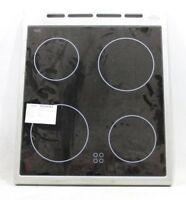 BEKO DVC6522 Oven Cooker Ceramic Glass Hob Top & surround