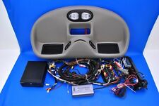 00-04 Chevy Suburban Tahoe Overhead Double Vision DVD Video Package MVDVD 4