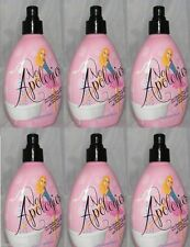 LOT OF 6 DESIGNER SKIN NO APOLOGIES FIRMING TAN EXTENDER SHAVE LOTION + GOGGLES