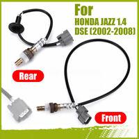 Front/Rear 4 Wire Universal Oxygen O2 Lambda Sensor For HONDA JAZZ 1.4 DSE  ✌ ﹃