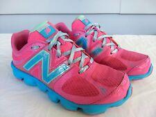 New Balance Mens Size 7 Pink/Blue Running Sneaker Training Shoes W4090PR1