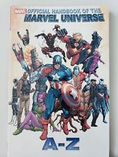OFFICIAL HANDBOOK OF THE MARVEL UNIVERSE A to Z Vol 2 TPB 2011 CARNAGE! UNREAD