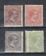 timbres puerto rico  neufs  *