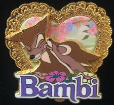 Disney Bambi Japan  00004000 Disney Store Bambi & Faline Couples pin