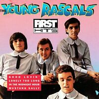 (CD) The Young Rascals – First Hits - Good Lovin', Lonely Too Long, Slow Down