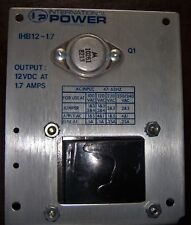 Power Supply International-Power IHB12-1-7-12-VDC-at-1-7-AMPS